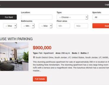 Annonces Immobilières: Booster votre site avec un logiciel puissant