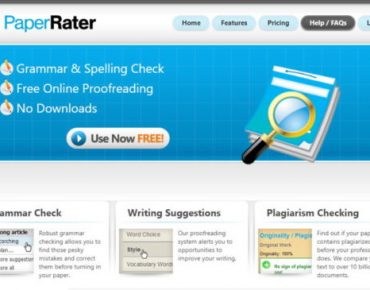 logiciel de plagiat Paper Rater